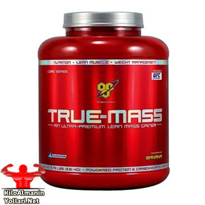 Bsn True Mass Gainer Supplement İnceleme