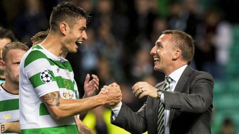 Celtic 5-0 Astana: Brendan Rodgers parlak performans