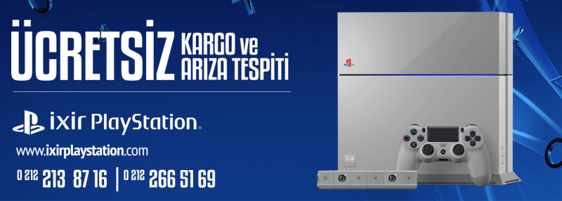 Ps4 Tamir – İxir Playstation